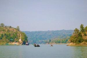 কাপ্তাই লেক   Kaptai Lake